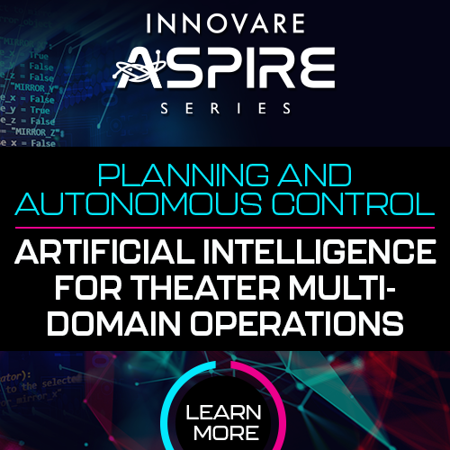 Artificial Intelligence for Theater Multi-Domain Operations