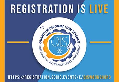 QIS 3.0 Workshop