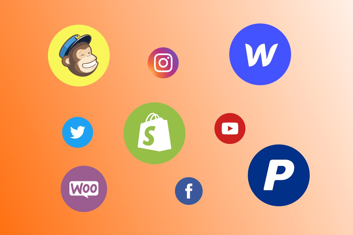 Popular Digital Services