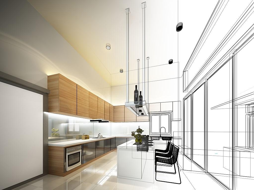 3D Kitchen renovations Canberra