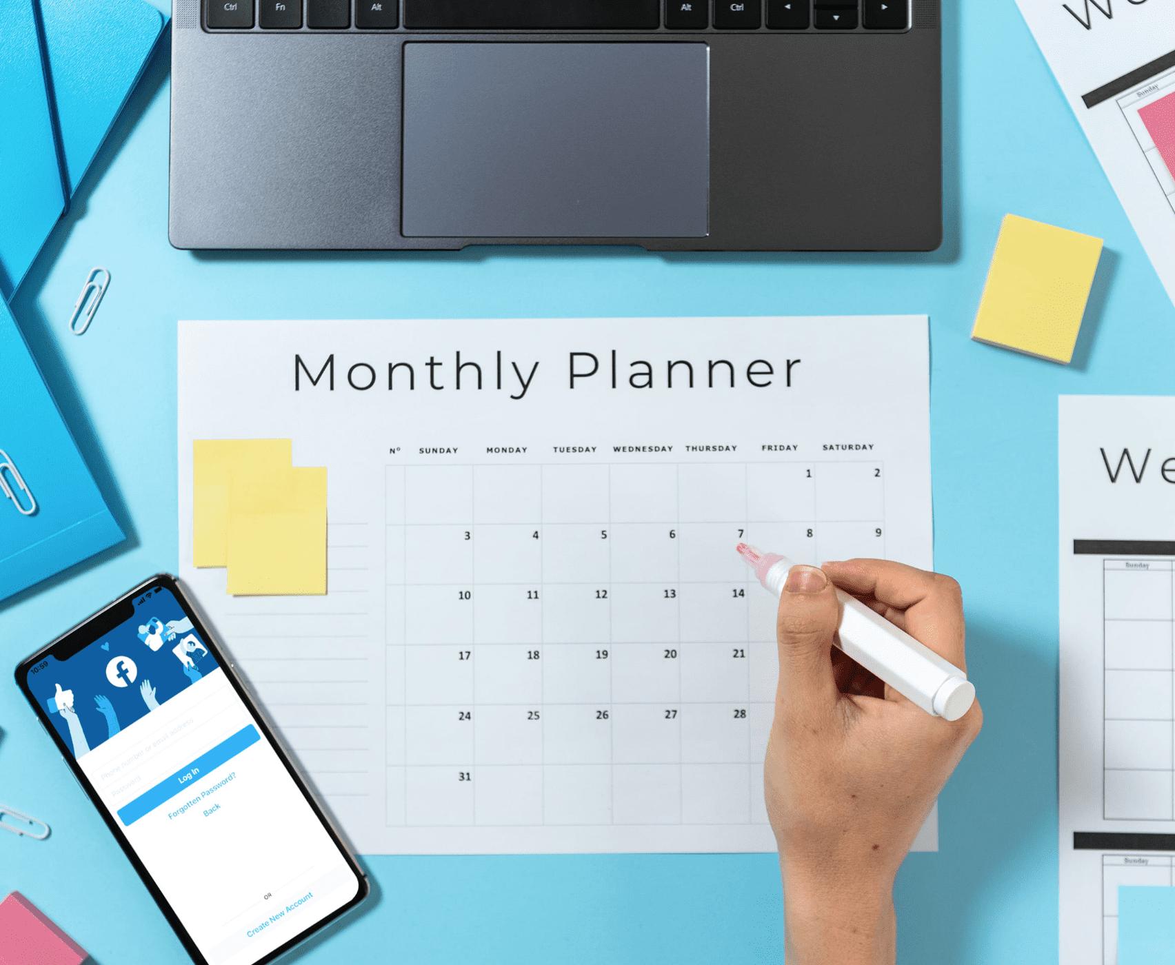 How to Plan an Effective Social Media Calendar