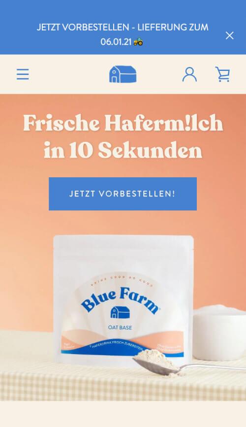 Bluefarm Shop