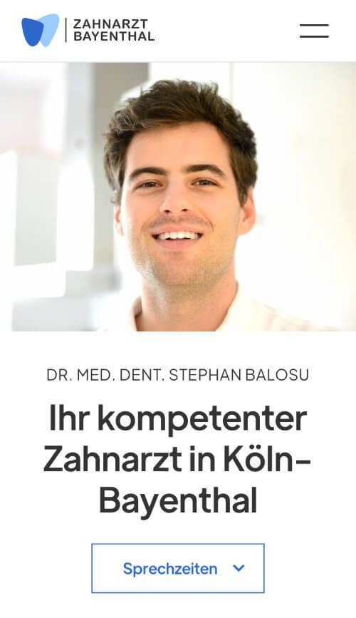 Zahnarzt Bayenthal