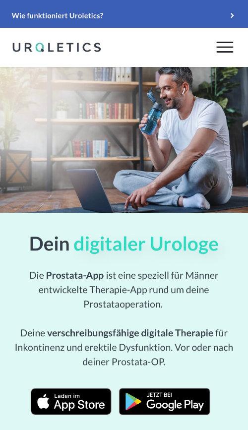 Uroletics Website