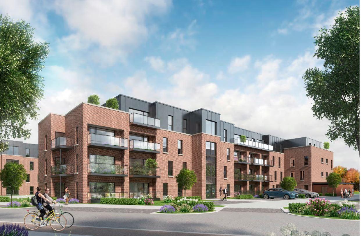 The Paddocks Apartments Newbridge Co.Kildare