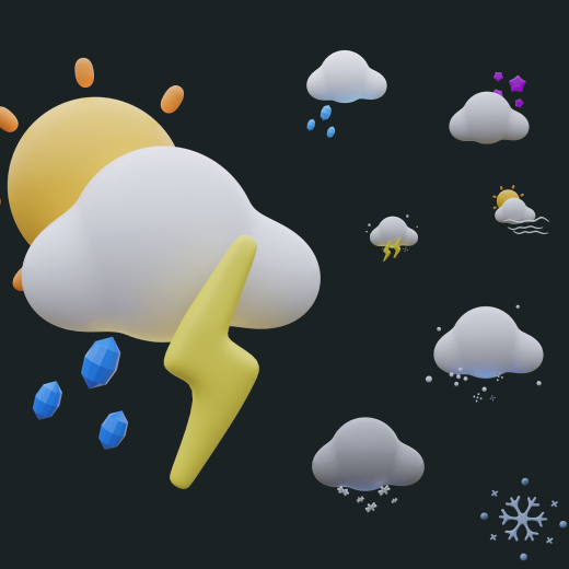 Who said weather forecasting needs to look boring?