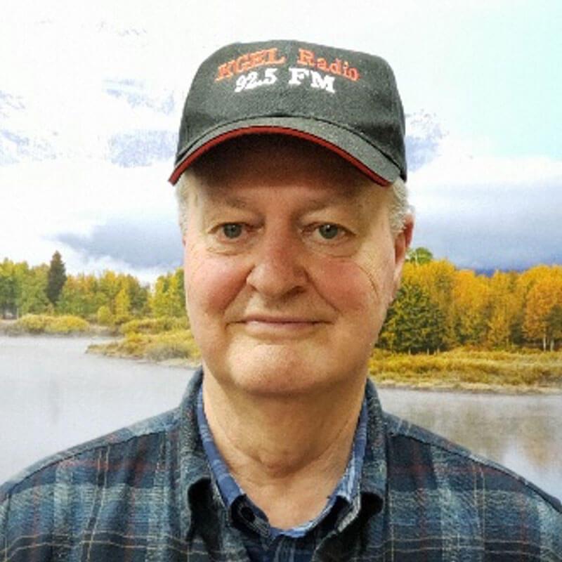 Dennis Painter Station Manager KGEL Christian Radio