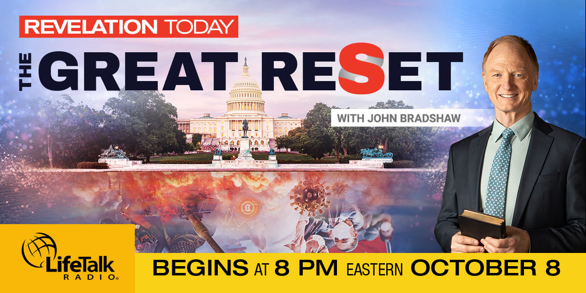 OCT8 @8pm Revelation Today: The Great Reset
