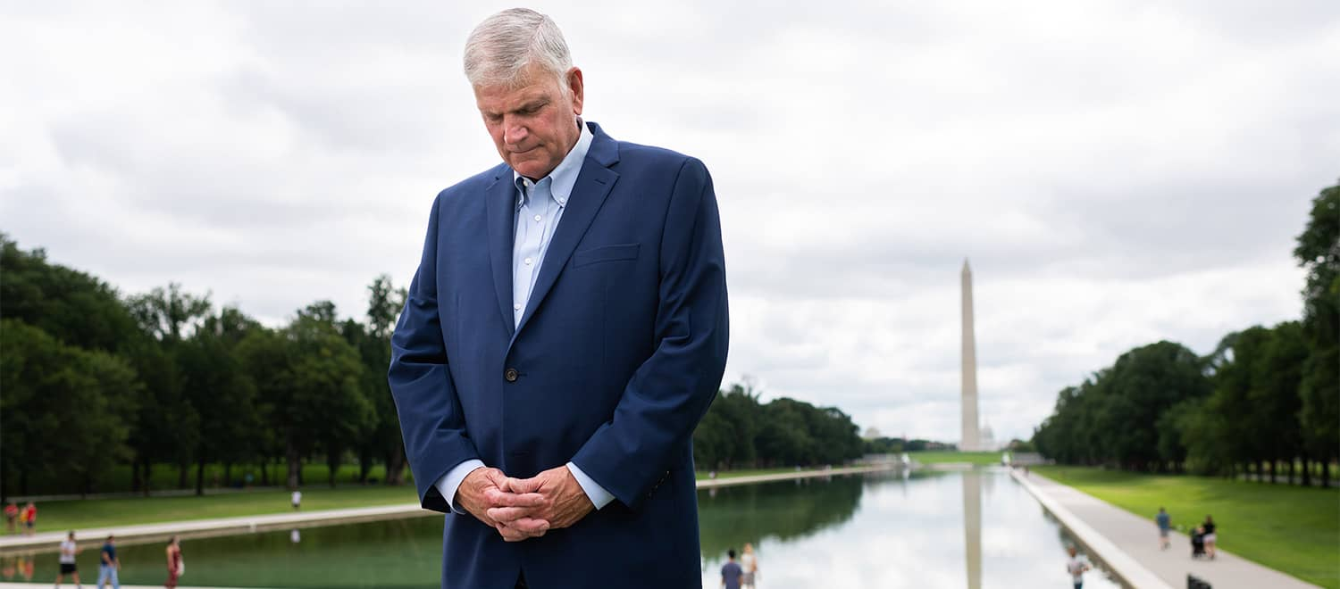Franklin Graham Prayer March 2020