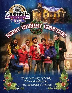 Merry Country Christmas - Live from Nashville