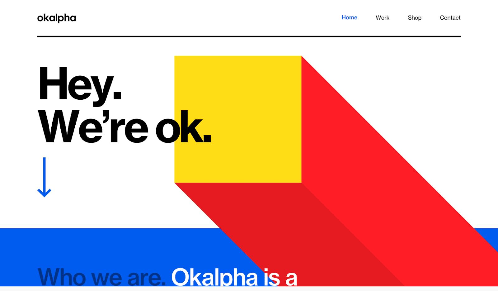 Okalpha