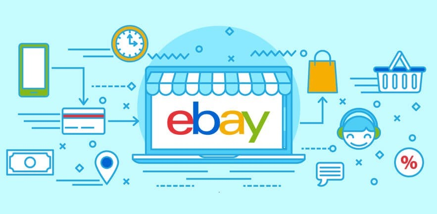 eBay is an example of a C2C business model (source)