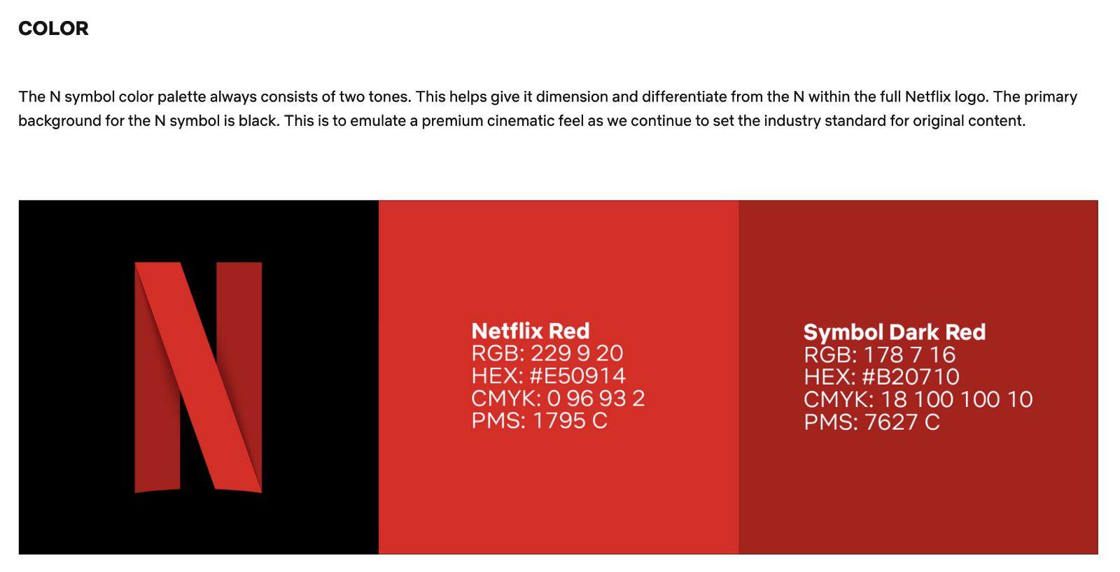 Netflix brand guidelines (brand.netflix.com)