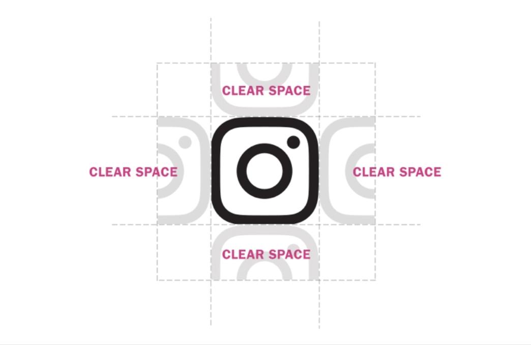 Instagram brand guidelines (source)