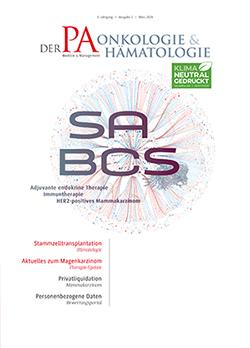 DER PRIVATARZT ONKOLOGIE & HÄMATOLOGIE Ausgabe 01/2020