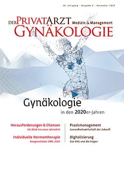 DER PRIVATARZT GYNÄKOLOGIE Ausgabe 06/2019