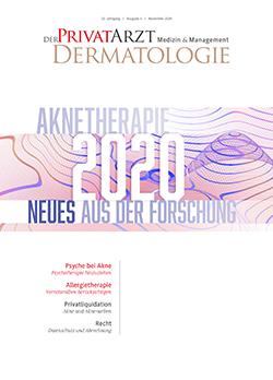 DER PRIVATARZT DERMATOLOGIE Ausgabe 04/2020