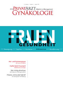 DER PRIVATARZT GYNÄKOLOGIE Ausgabe 04/2020