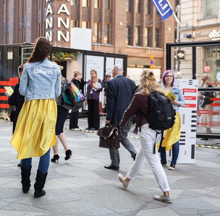 乳幼児環境のための対話 / Helsinki Design Week