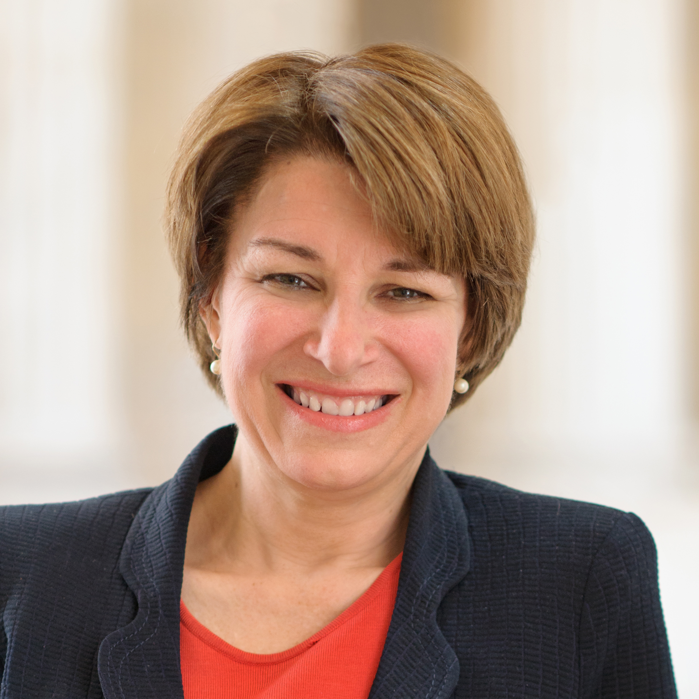 The Honorable Amy Klobuchar