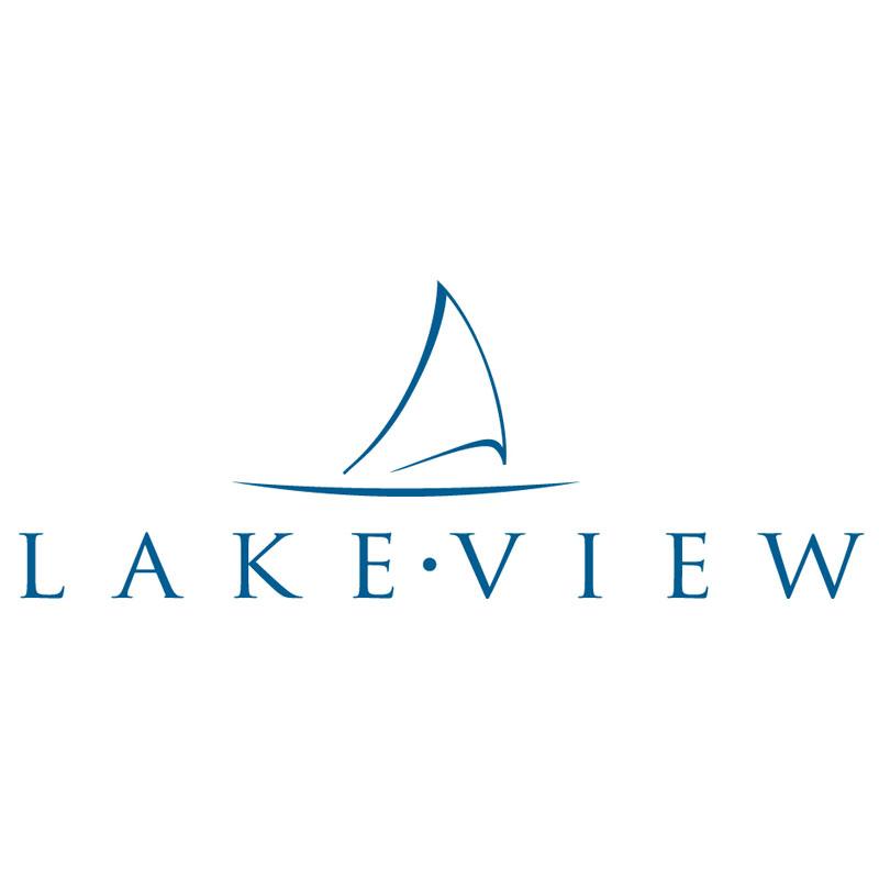 Lakeview Logo, Fleet Landing