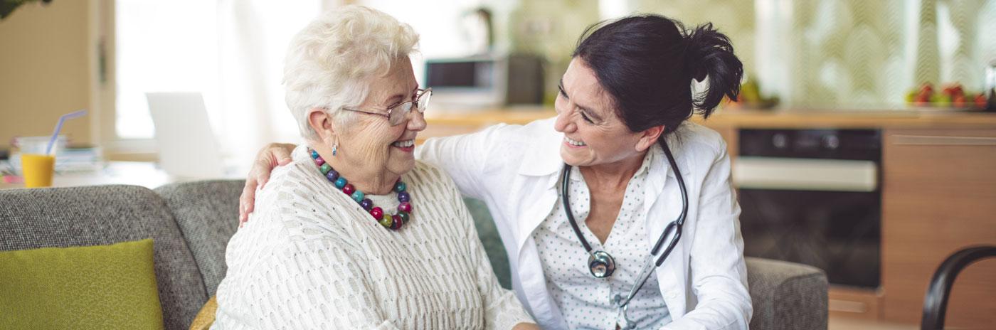 Home Health Hero Image, Fleet Landing Retirement Community