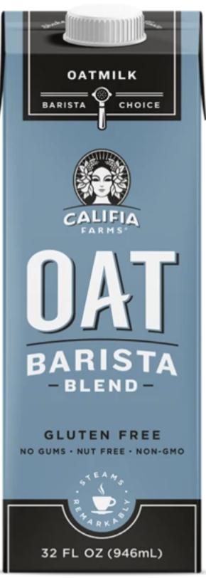 Califia Oat Milk 1L