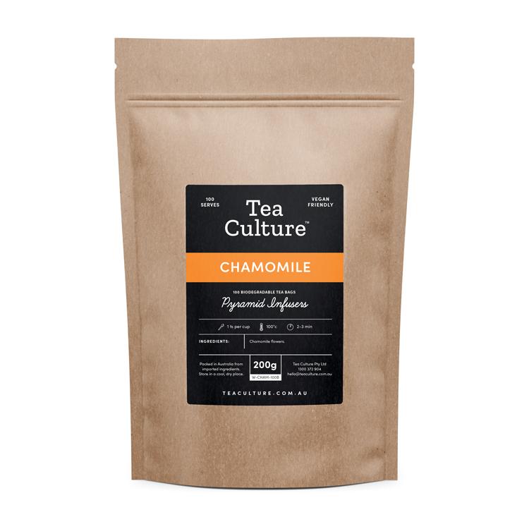 Tea Culture™ 200g Chamomile Flowers