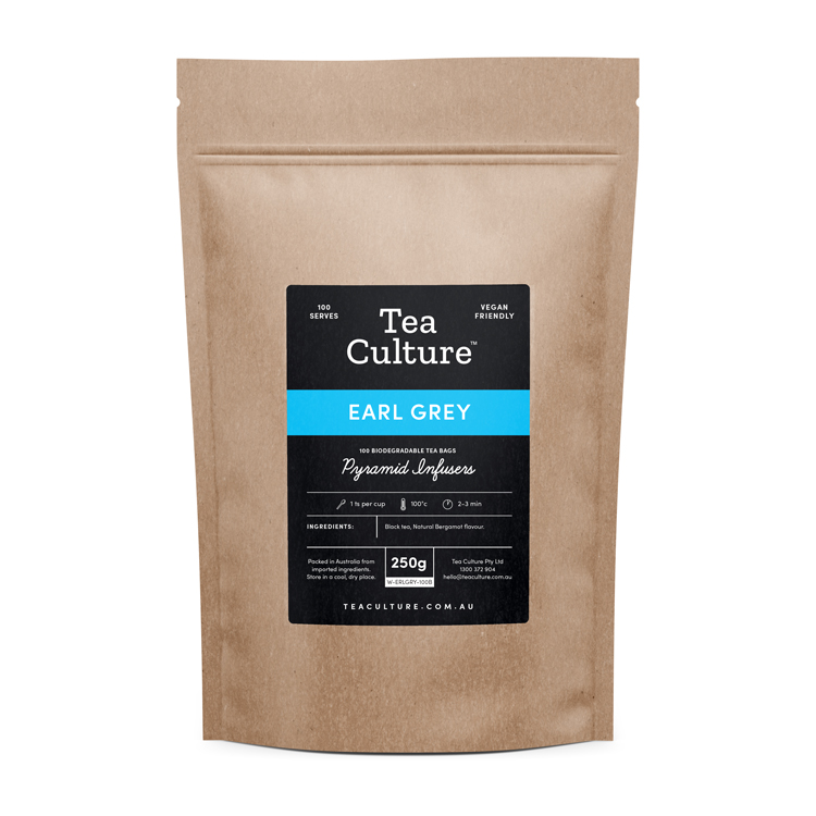 Tea Culture™ 250g Earl Grey Loose Leaf
