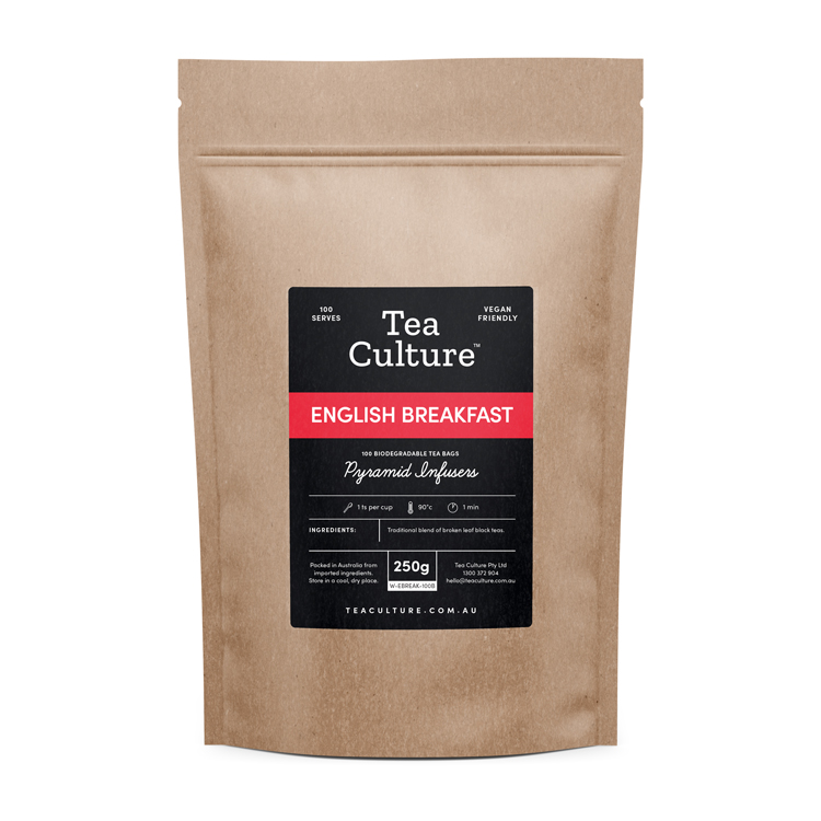 Tea Culture™ 250g English Breakfast Loose Leaf