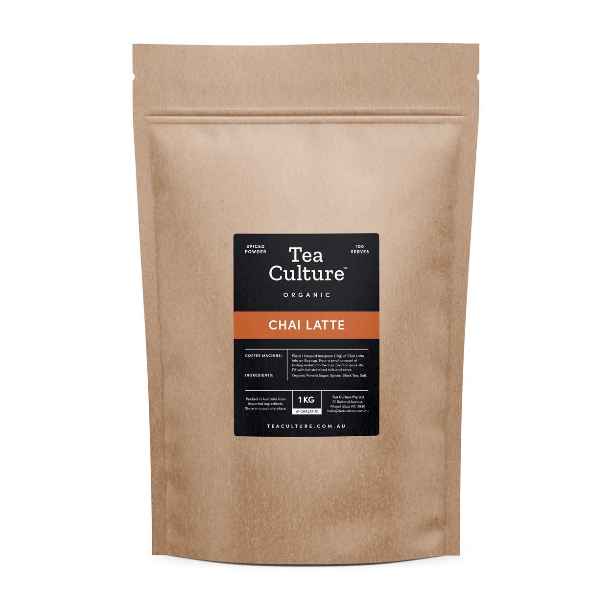 Tea Culture™ Powder Chai Latte 1KG