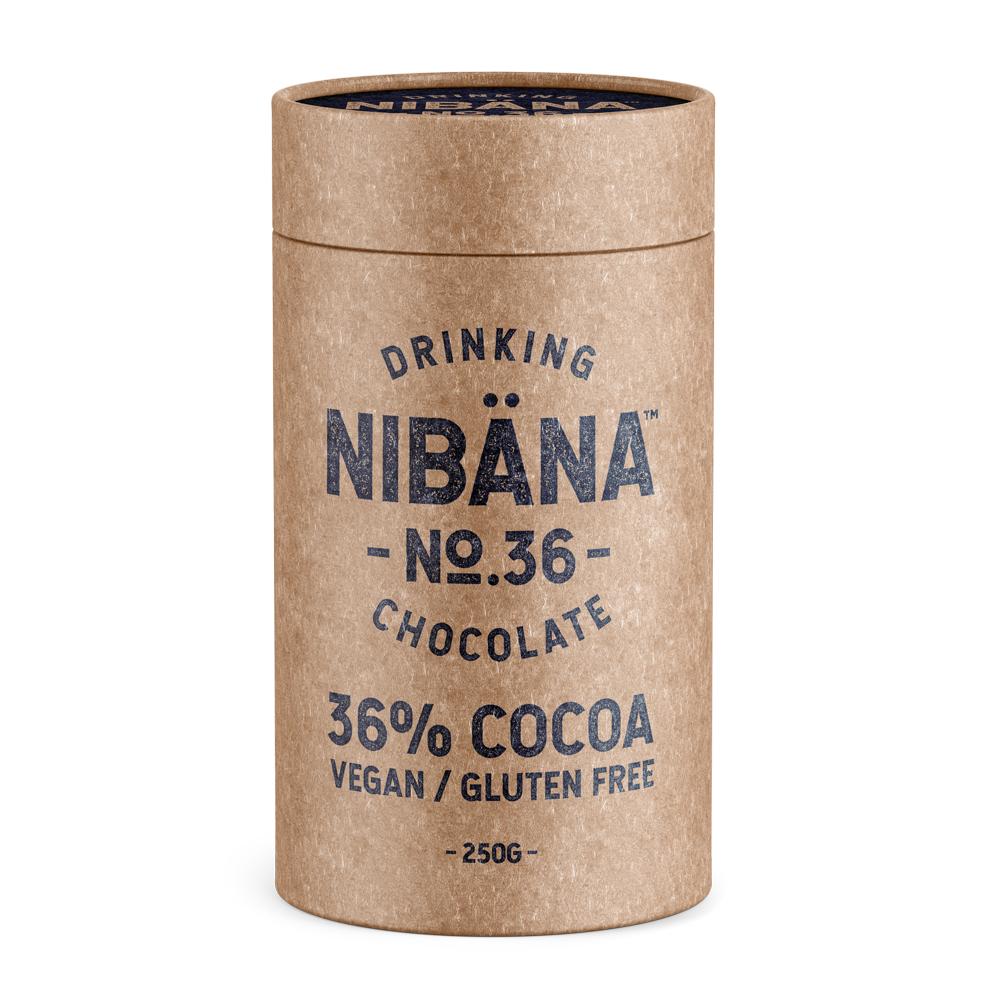Nibana™ Drinking Chocolate 36% 250g