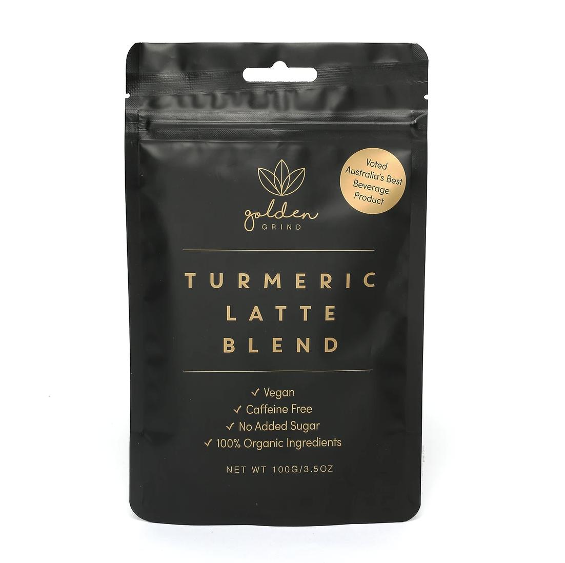 Golden Grind Turmeric Latte Blend