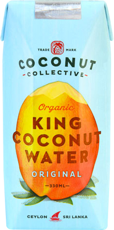 The Coconut Collective King Coconut Water 330ML