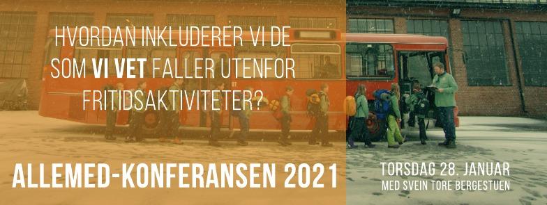 ALLEMED-konferansen 2021 plakat