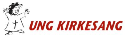 Ung Kirkesang logo