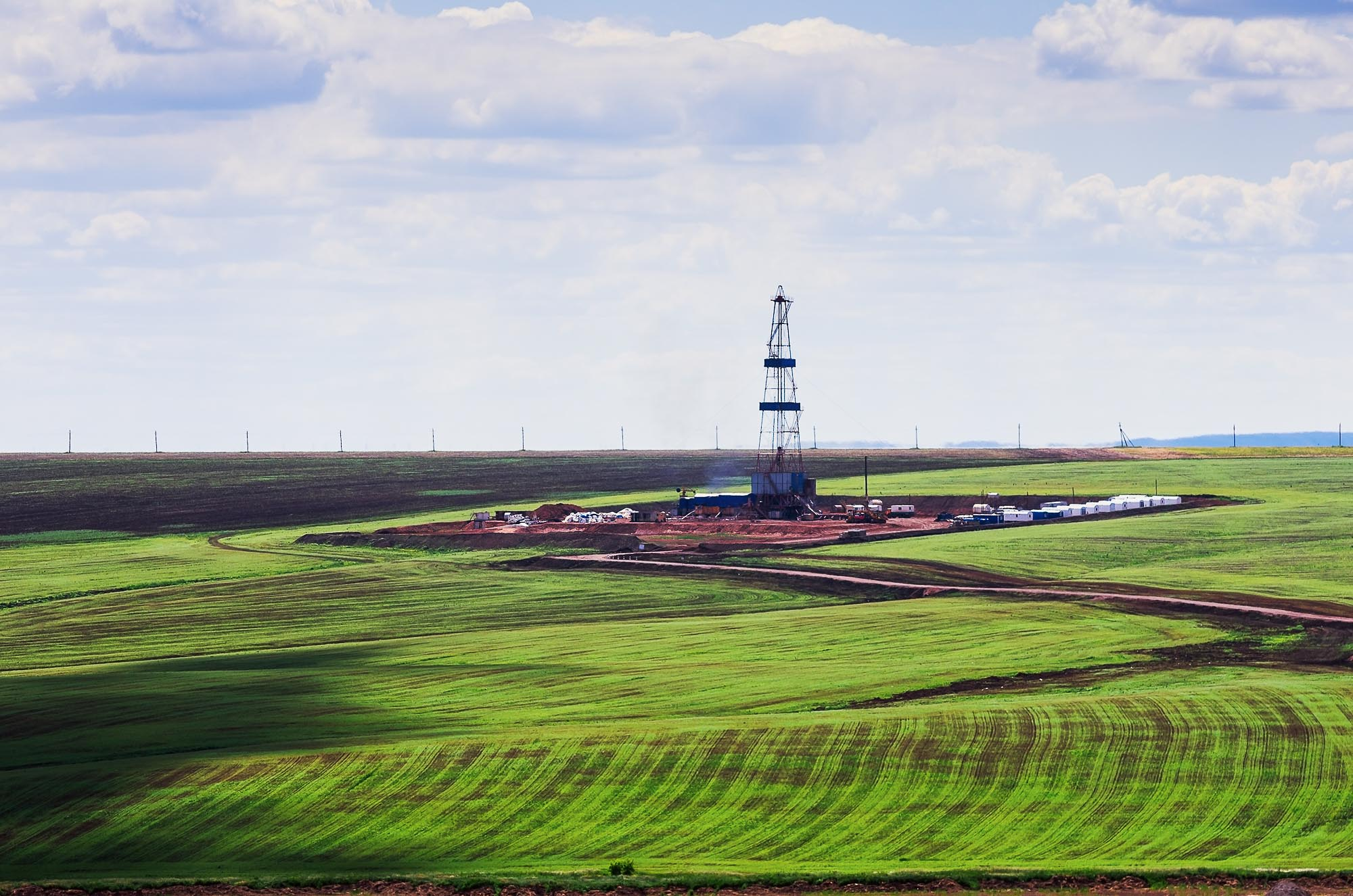 Glenlock Energy November Oil Market Forecast