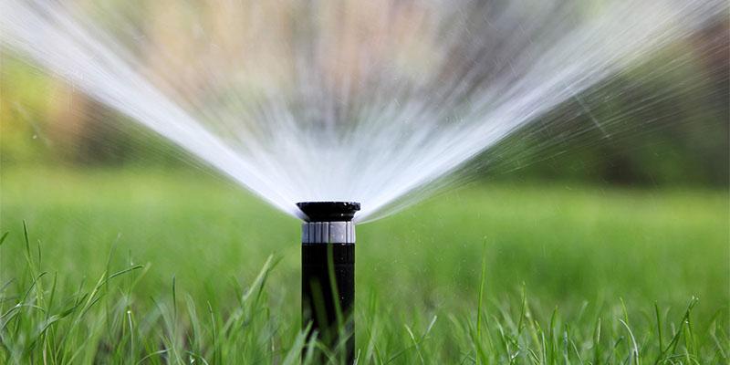Sprinkler Start-up