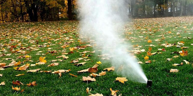 Sprinkler Blowouts