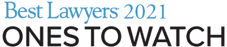 Best Lawyers 2021 - Ones To Watch