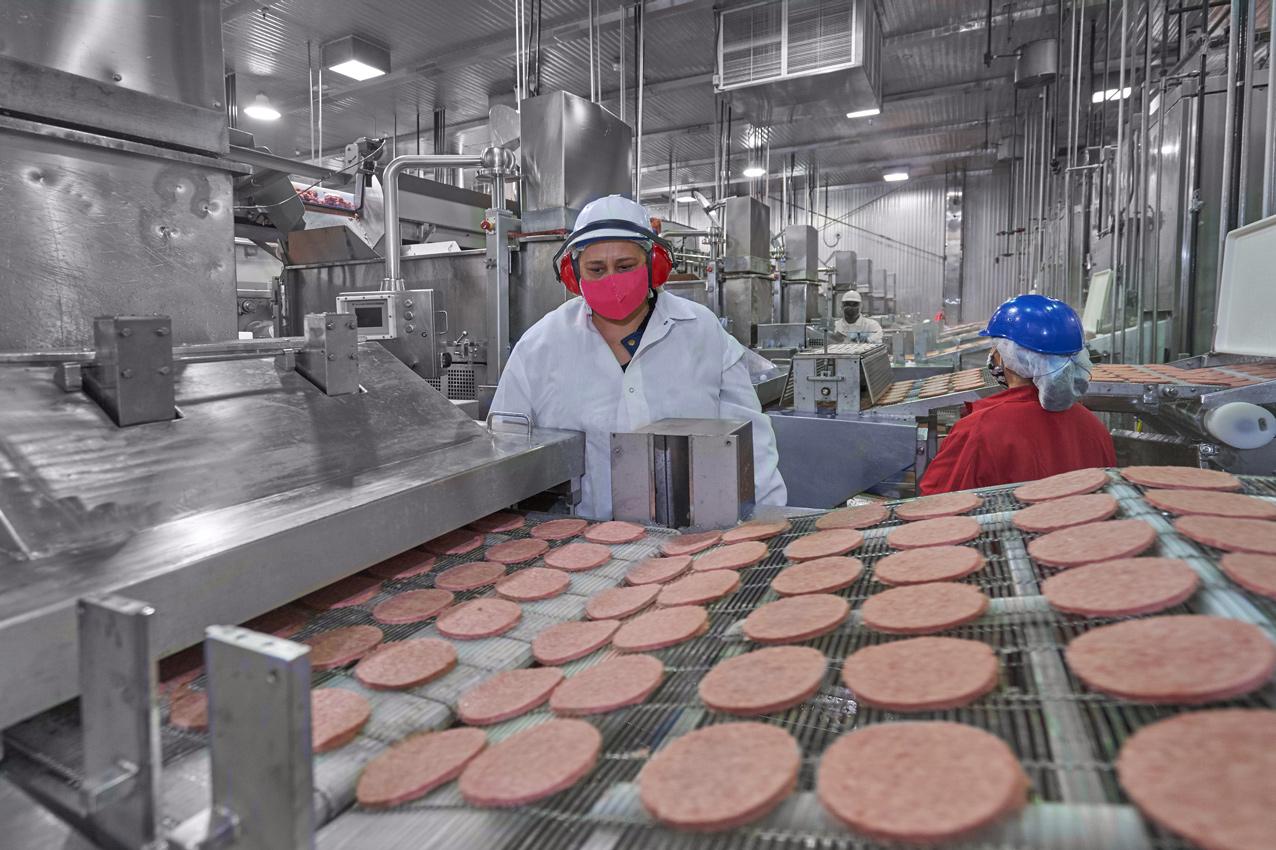 Beef Formax Worker