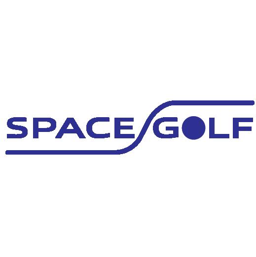 A logo for a golf business.
