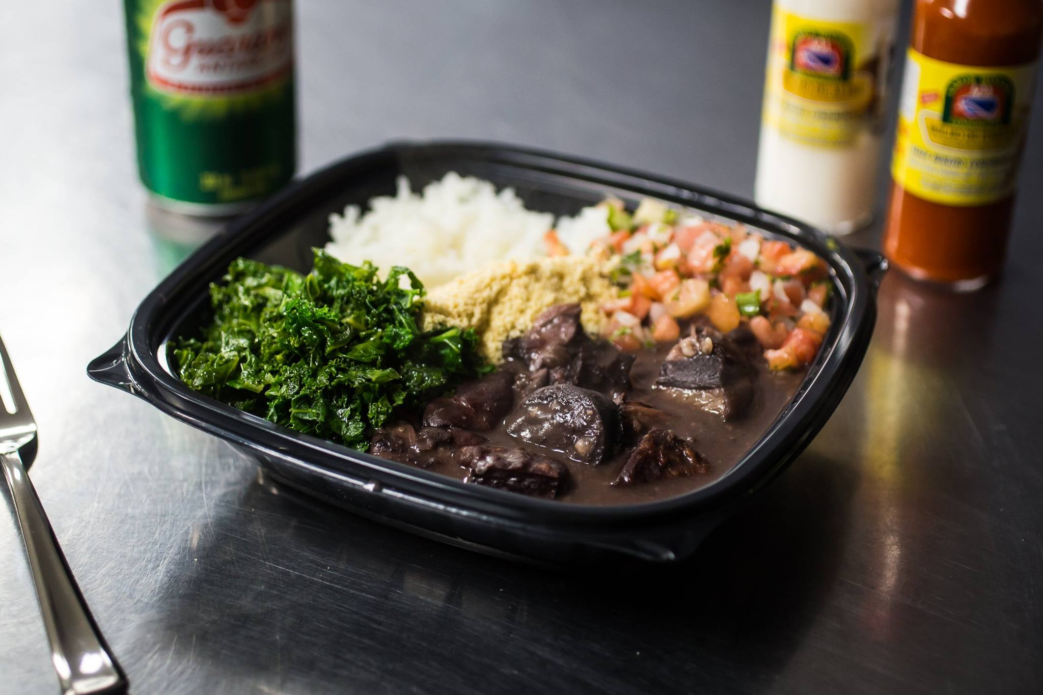 Brazilian food delivery chicago