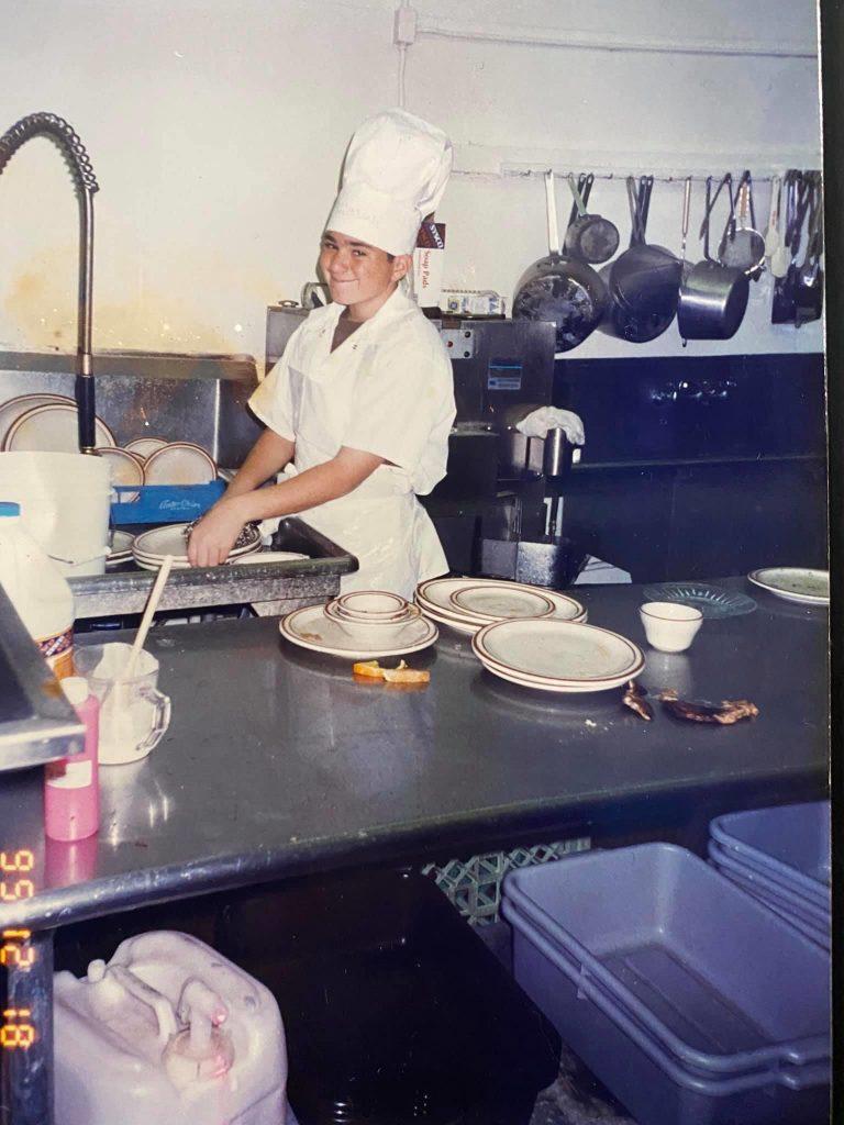 Restauranteur shawn walchef