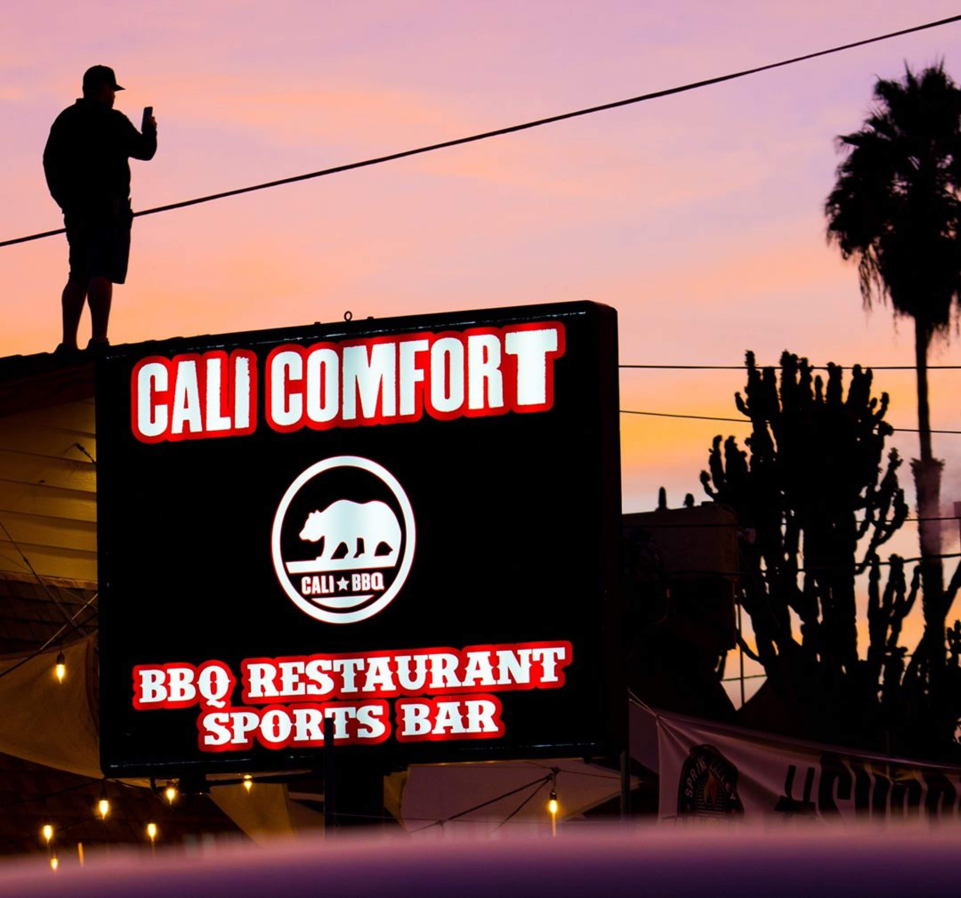 Cali comfort bbq san diego delivery