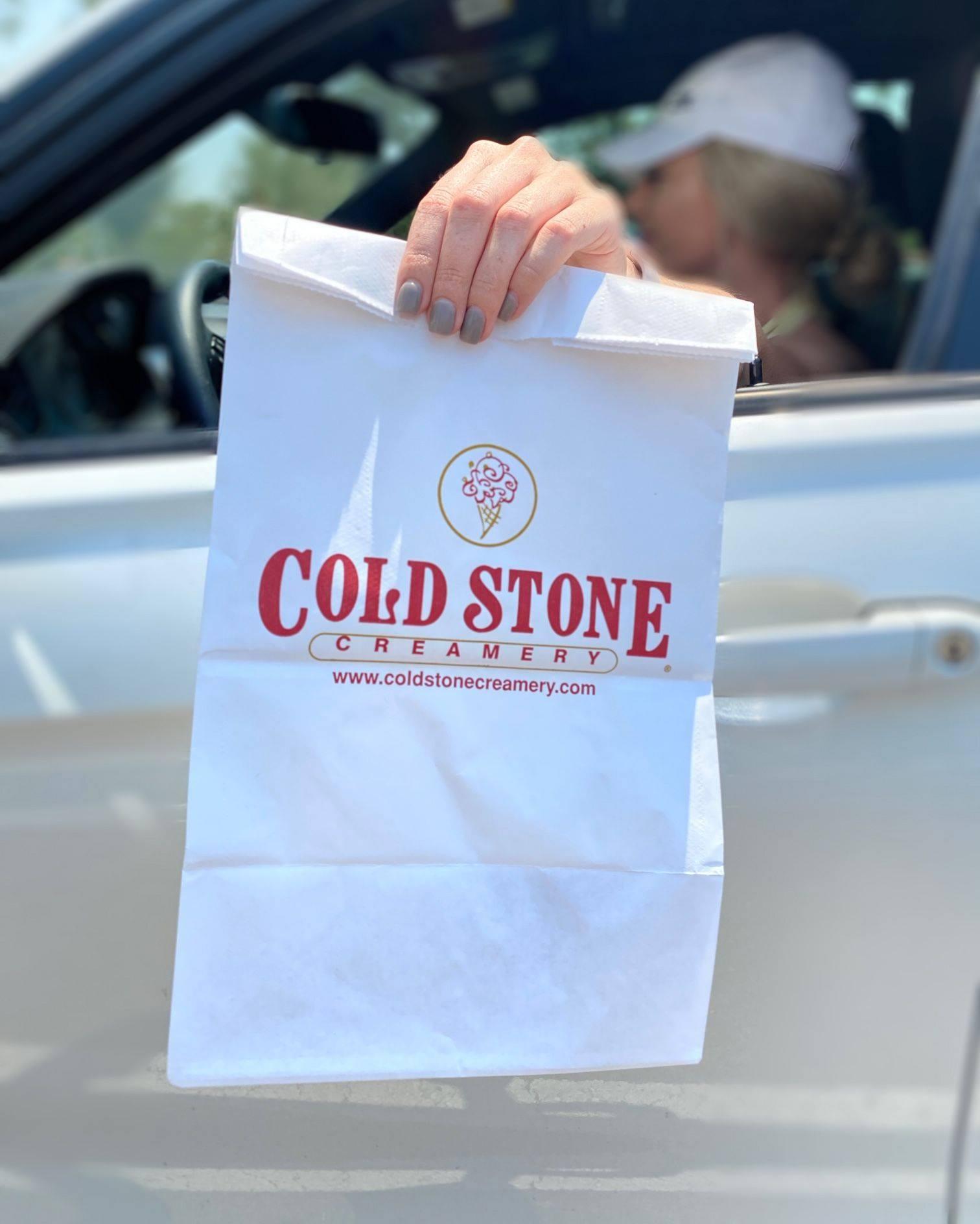 Order Coldstone Delivery Postmates