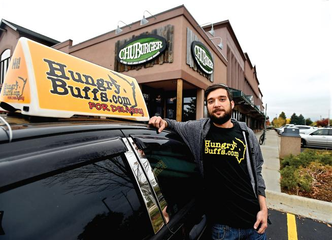 Hungry Buffs Food Delivery App