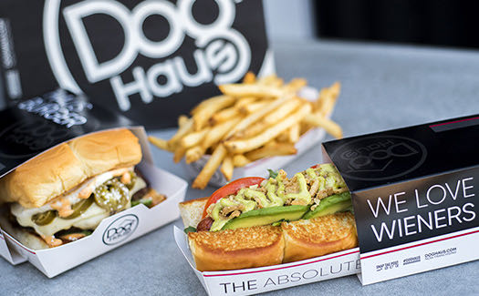 Dog Haus Delivery