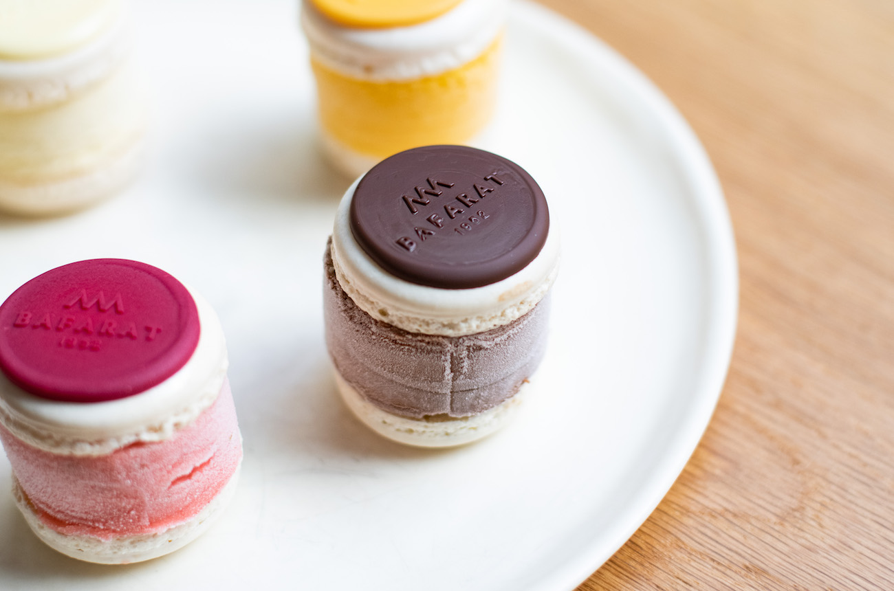 New Summer 2020 Menu Items: Cookies & Macarons
