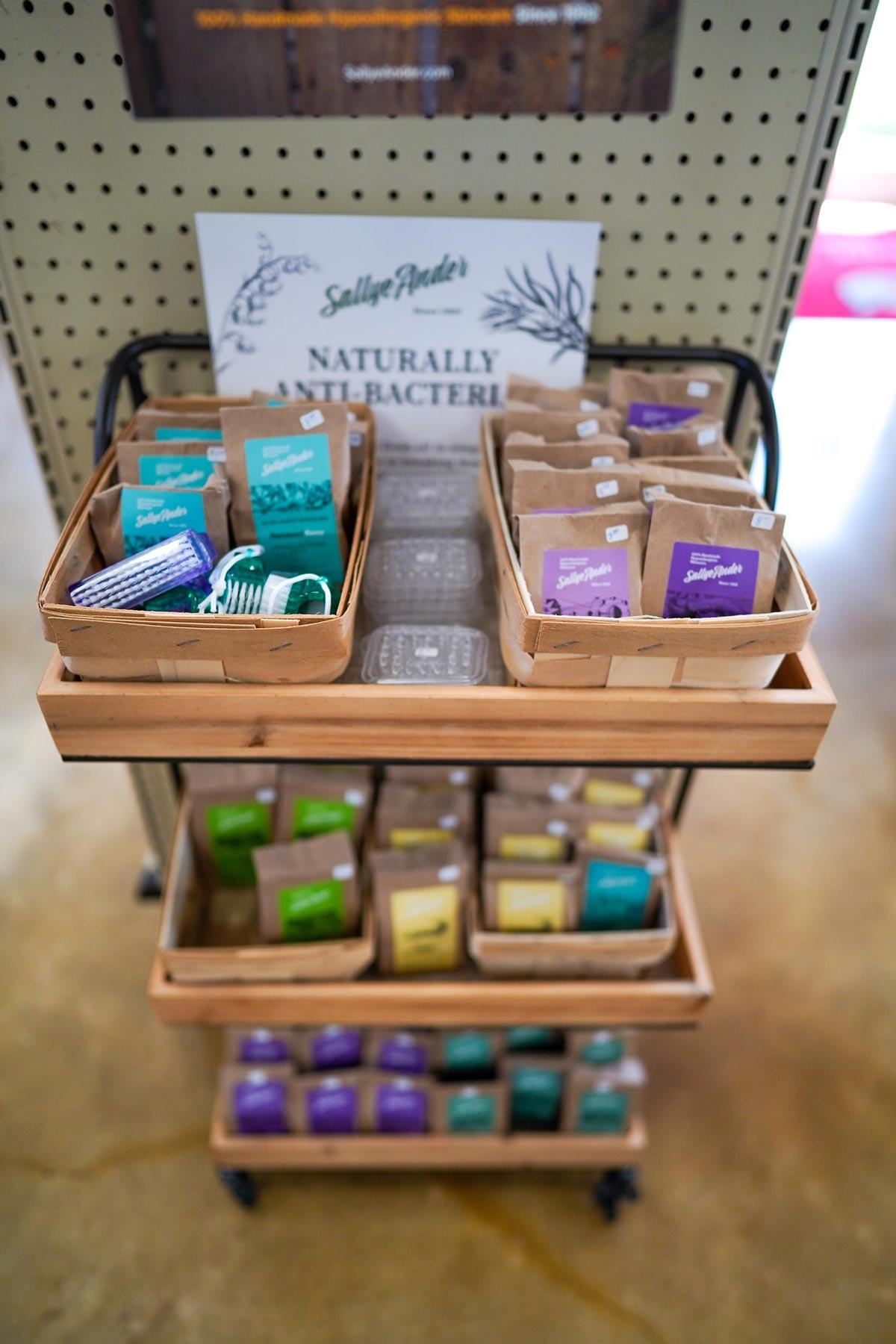SallyeAnder's Anti-Bacterial Soaps